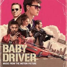 baby driver soundtrack lp