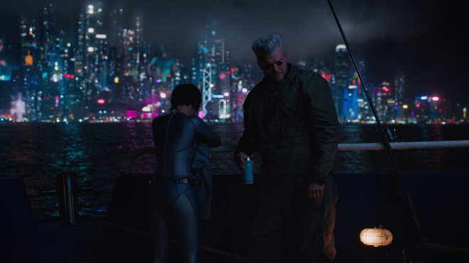 ghost in the shell 1995 4k torrent