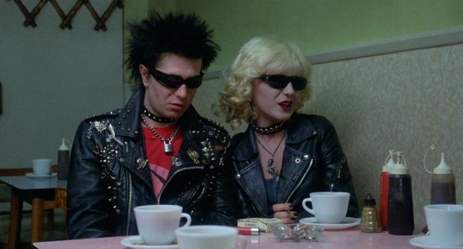 Sid and Nancy - Gary Oldman & Chloe Webb
