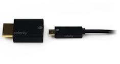 Celerity Technologies Fiber Optic HDMI