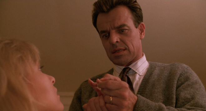 Twin Peaks Fire Walk With Me - Leland Palmer