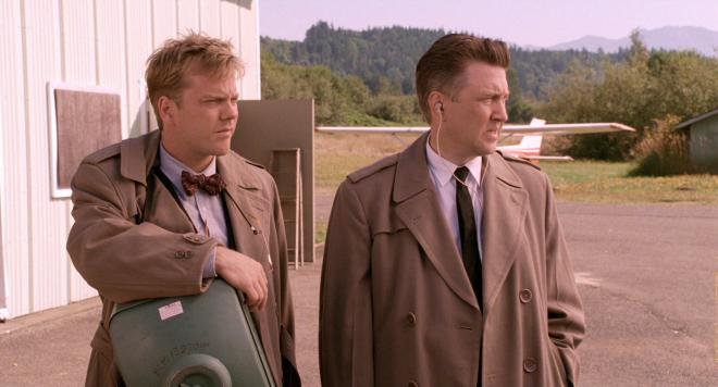 Twin Peaks Fire Walk With Me - Sam Stanley & Gordon Cole