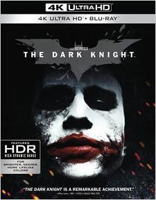 The Dark Knight - 4K Ultra HD Blu-ray Ultra HD Review | High