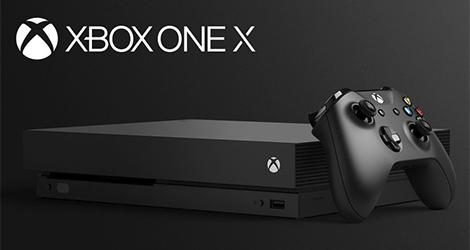 Xbox One X Ultra HD Blu-ray Update News