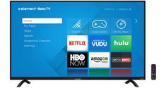 element 4k roku HDR TV