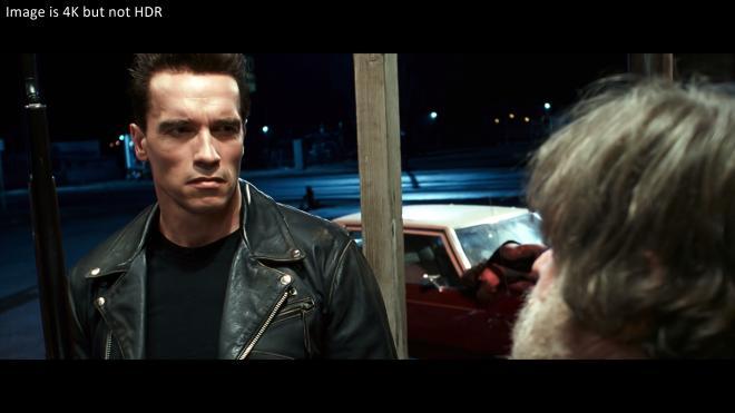 Terminator 2: Judgment Day - 4K Ultra HD Blu-ray Ultra HD Review