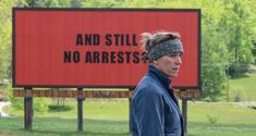 three billboards news