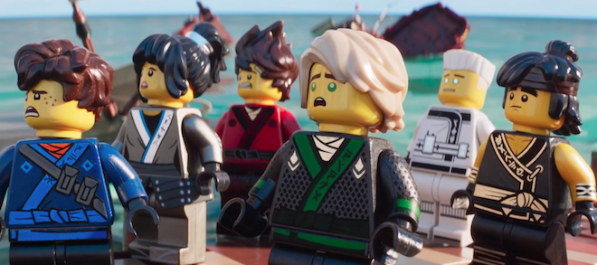 The Lego Ninjago Movie Blu-ray Review | High Def Digest
