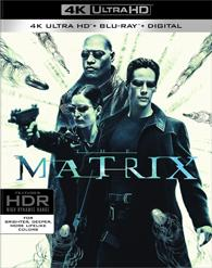 The Matrix - 4K Ultra HD Blu-ray Ultra HD Review | High Def Digest