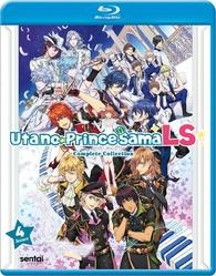 Uta no Prince-sama: Legend Star - Season 4 Blu-ray Disc