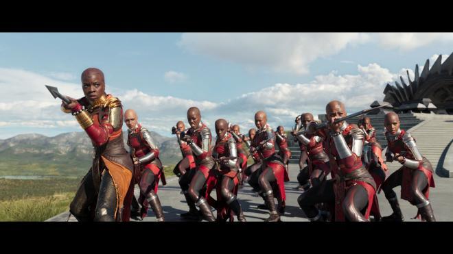 Black Panther - 4K Digital (VUDU UHD with Dolby Vision) Ultra HD