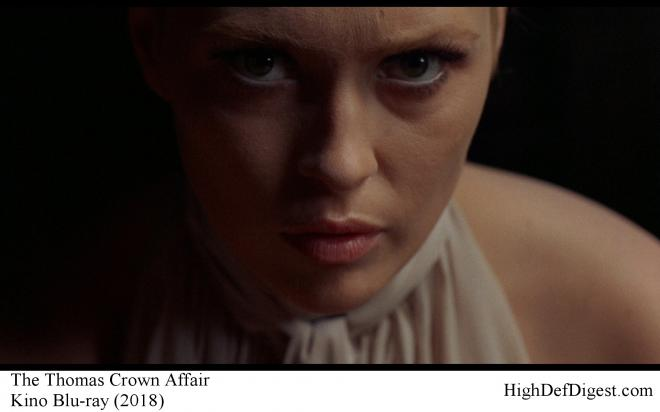 The Thomas Crown Affair - Faye Dunaway Comparison Kino