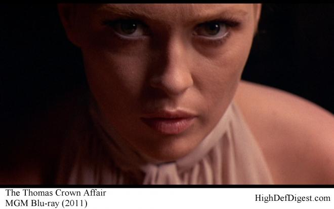 The Thomas Crown Affair - Faye Dunaway Comparison MGM