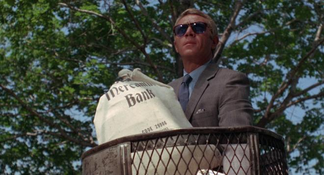The Thomas Crown Affair - Steve McQueen