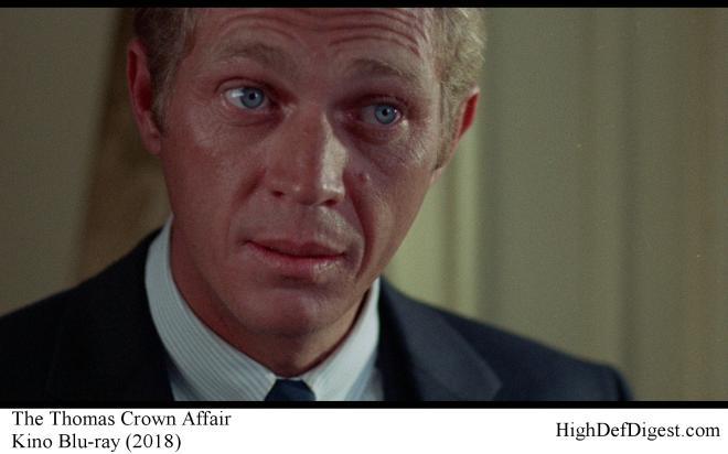 The Thomas Crown Affair - Steve McQueen Comparison Kino