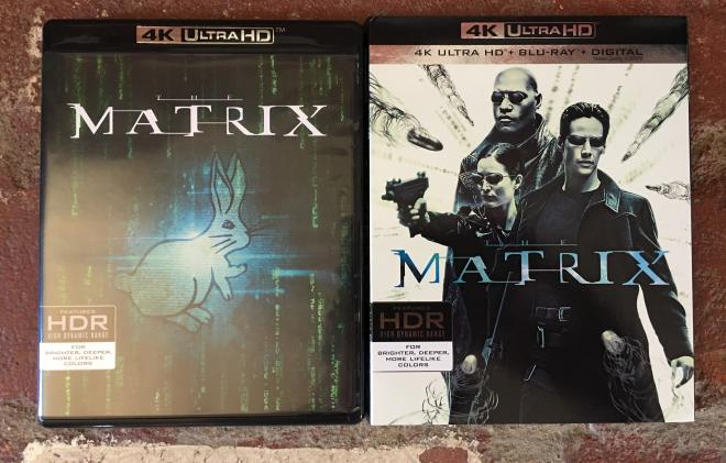 The Matrix 4k Ultra Hd Blu Ray Ultra Hd Review High Def Digest