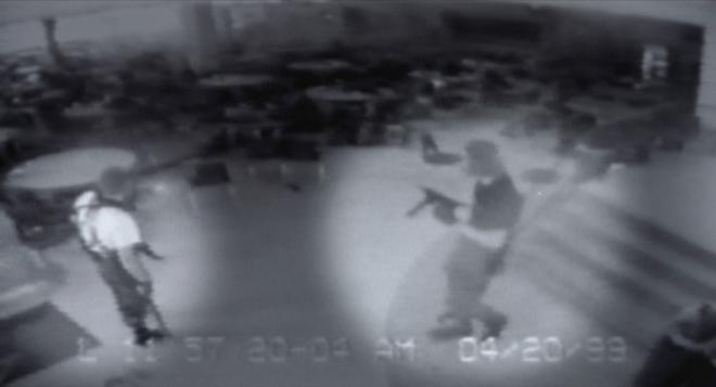 Bowling for Columbine - School Security Camera Footage
