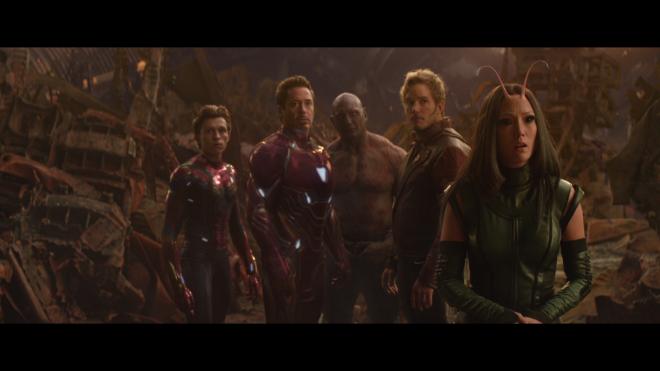 Avengers Infinity War 4k Ultra Hd Blu Ray Ultra Hd Review High Def Digest
