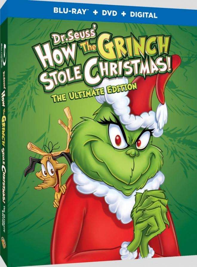 The Grinch Who Stole Christmas Cartoon.Dr Seuss How The Grinch Stole Christmas 1966 The
