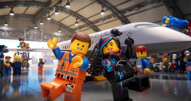 lego movie airlines