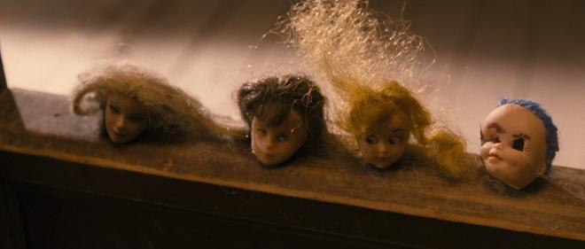 Tideland - Dolls