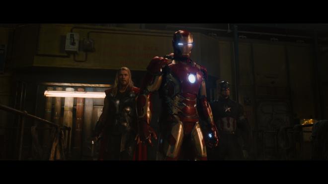 Avengers: Age of Ultron - 4K Ultra HD Blu-ray Ultra HD Review | High