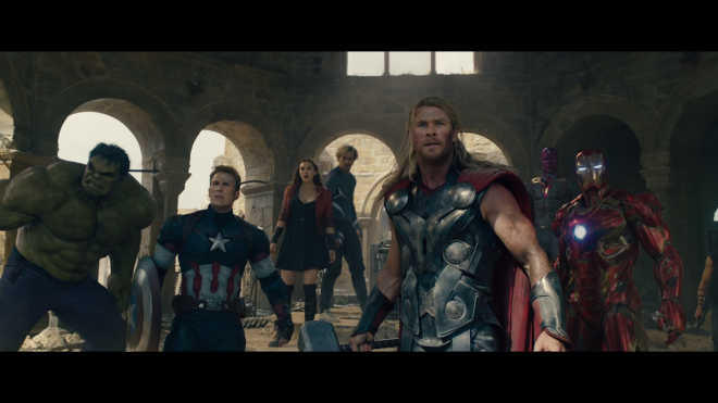 Avengers: Age of Ultron - 4K Ultra HD Blu-ray Ultra HD Review | High