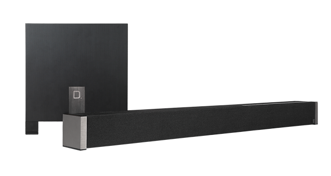 definitive technology studio sound bar