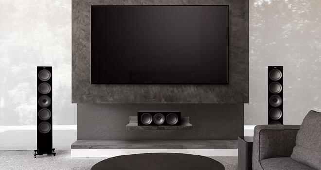 kef r series speakers