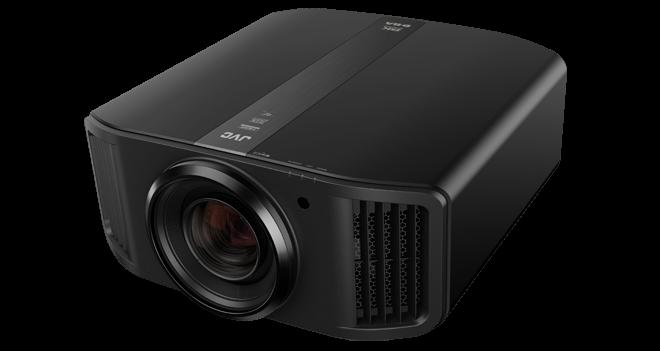 JVC 8K projector