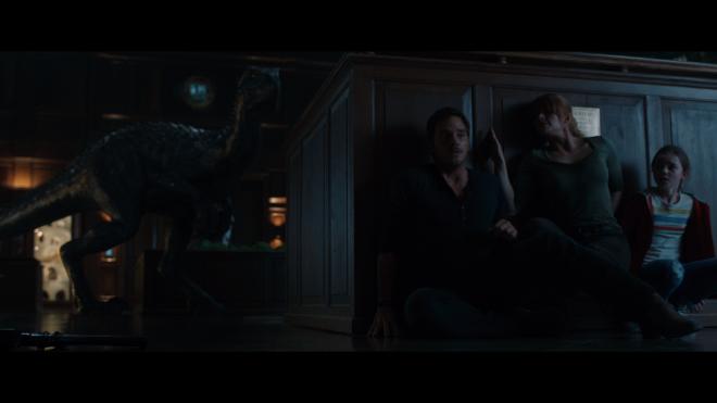 Jurassic World: Fallen Kingdom - 4K Ultra HD Blu-ray Ultra