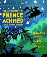 The Adventures of Prince Achmed Blu-ray Disc Details | High