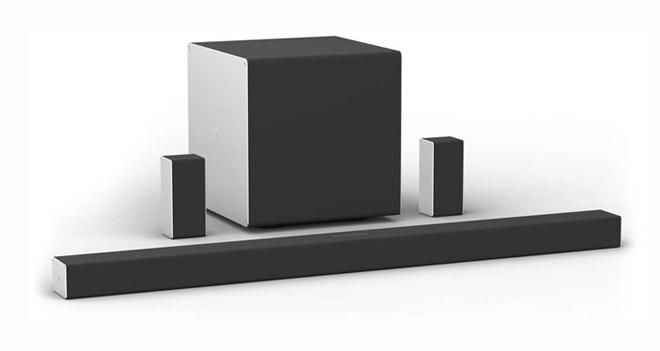 vizio 46-inch sound bar deal