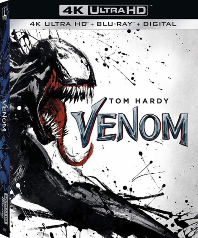 Venom - 4K Ultra HD Blu-ray Ultra HD Review | High Def Digest
