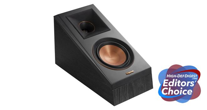 Klipsch Reference Premiere Dolby Atmos speakers -- HDD Editors' Choice