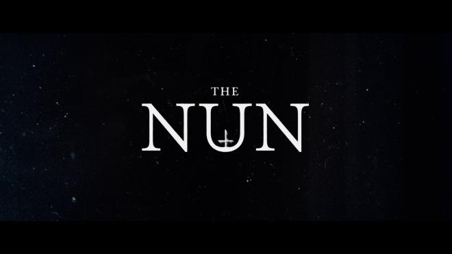 The Nun Blu-ray 4K UHD