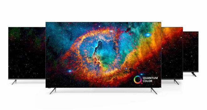 VIZIO 2019 TV Lineup