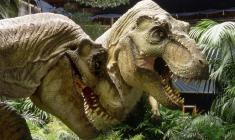 lost world t-rex