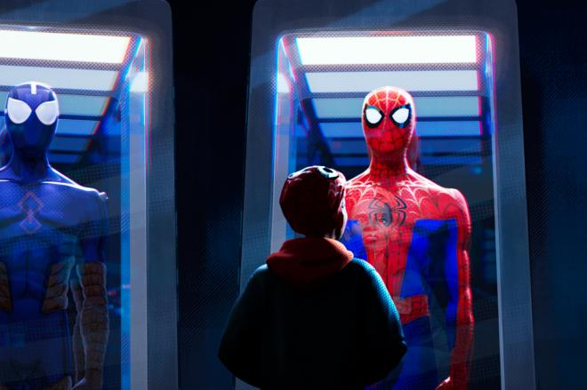 SPIDER-MAN: INTO THE SPIDER-VERSE Swinging to 4K Ultra HD Blu-ray and Blu-ray