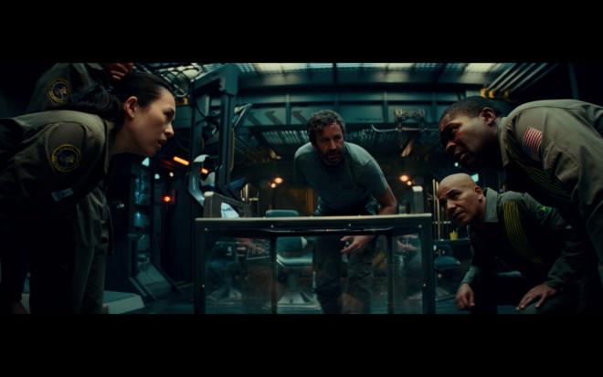 Le Blu-ray Cloverfield Paradox