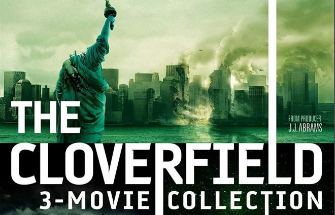 The Cloverfield 3-Movie Collection