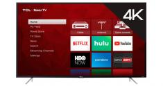 TCL 4 Series Roku TV