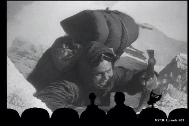 The Mole People MST3K