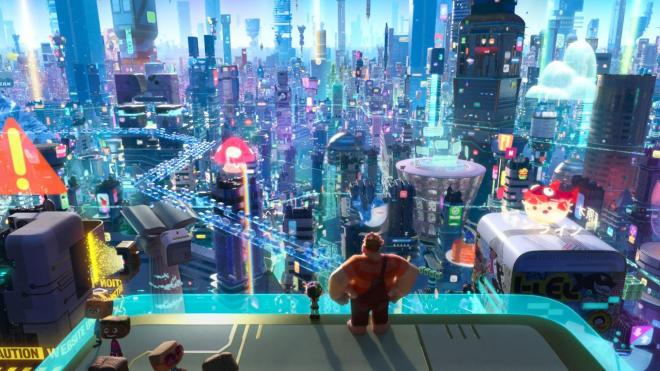 Ralph Breaks the Internet - 4K Digital with Dolby Vision & Dolby