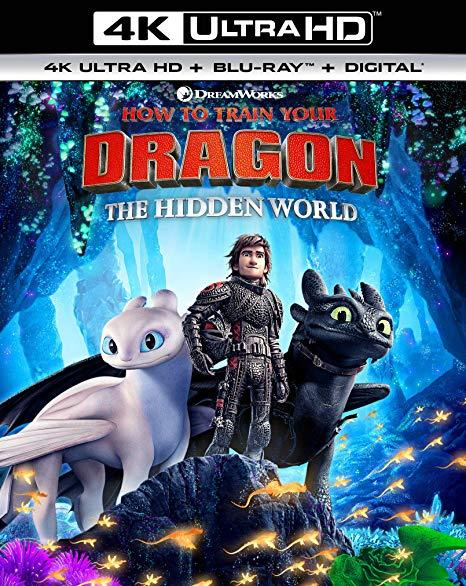 How To Train Your Dragon The Hidden World 4k Ultra Hd Blu Ray Ultra Hd Review High Def Digest