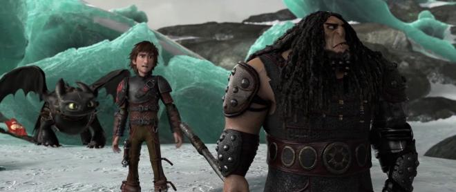 How To Train Your Dragon 2 4k Ultra Hd Blu Ray Ultra Hd Review High Def Digest