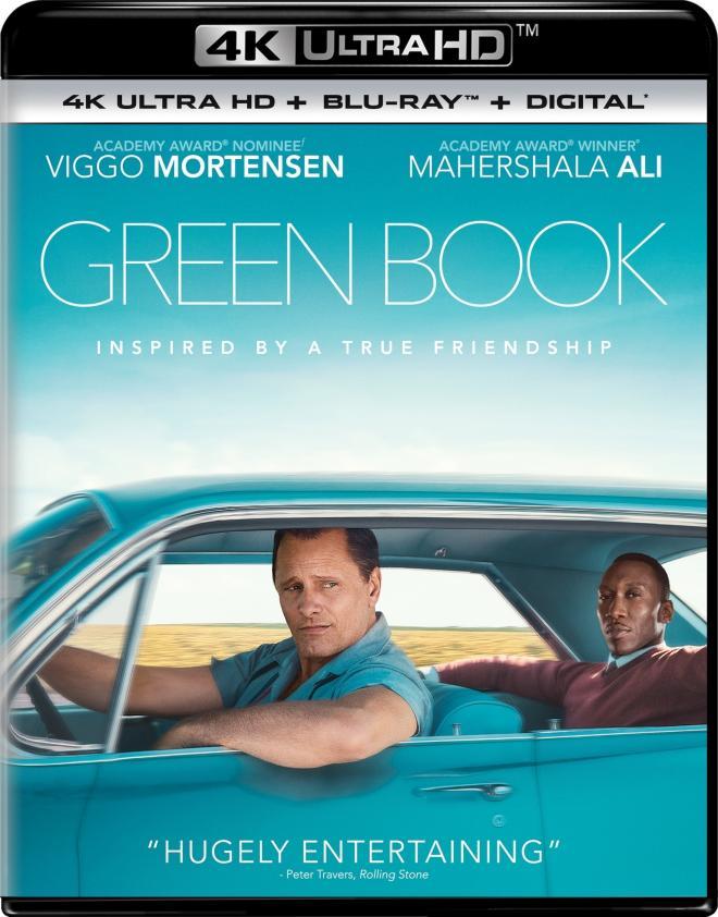 Green Book - 4K Ultra HD Blu-ray Ultra HD Review   High Def Digest