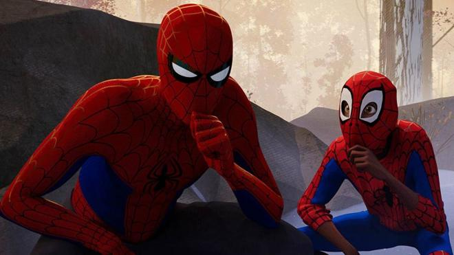 Spider-Man: Into the Spider-Verse - 4K Digital with Dolby