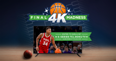 TCL 4K March Madness