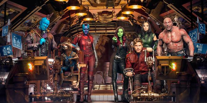 guardians of the galaxy news